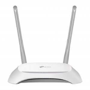 TP-LINK TL-WR840N 300Mbps Wireless N Router sample