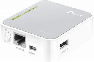TP-Link TL-MR3020 Mini Pocket 3G/4G Wireless Router sample