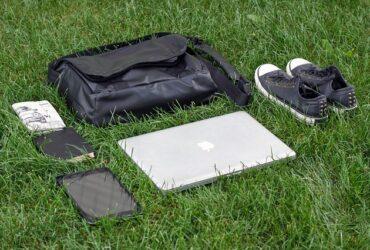 Laptop Travel Bag Model