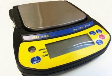 Weighing machine Model 123